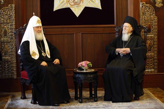 Reuters: Η Εκκλησία της Ελλάδος απορρίπτει την πρόταση της Ρωσικής για συνομιλίες