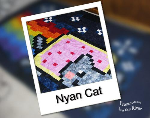Nyan Cat polaroid