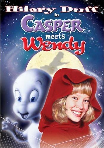 Hilary Duff recuerda su participación en la película de Caspert