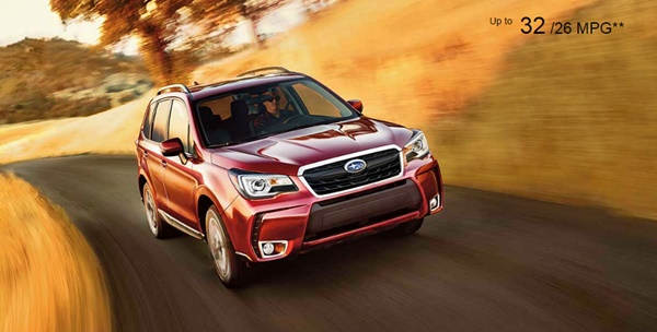 2017 Subaru Forester Redesign Review Price And Release Date Car Motor