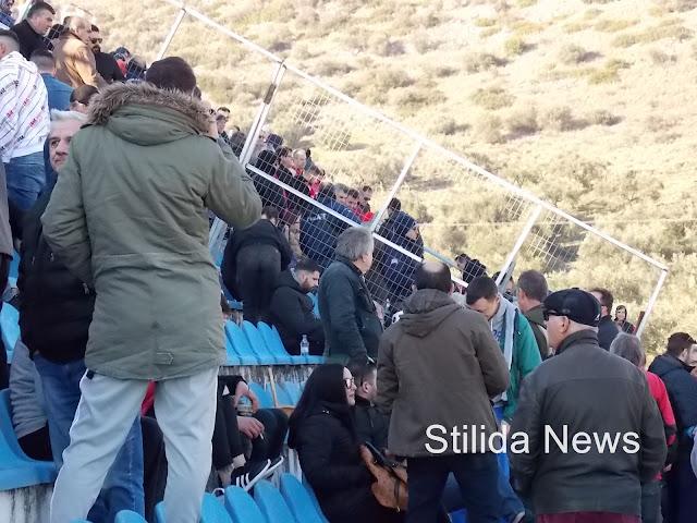 Α.Ο. Στυλίδας - Α.Σ. Ολυμπιακός Βόλου 0-2