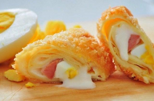 Resep Risoles Mayo Sosis, Cara Membuat Risoles Mayonaise Sederhana