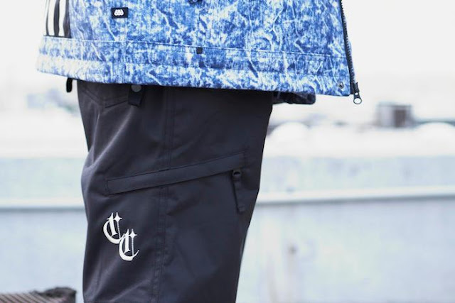 crooks and castles x 686 collab transit jacket