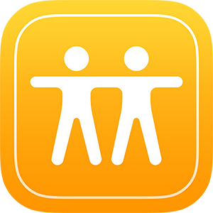 Find My Friends for iOS updated (3.0) with iOS 7 interface