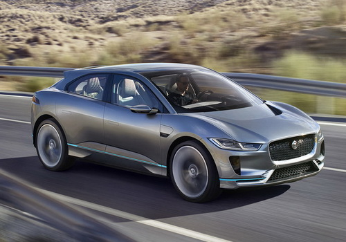Tinuku Jaguar I-Pace electric SUV started mass production