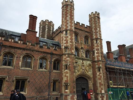 Cambridge and River Cam tour, UK, my photos and video