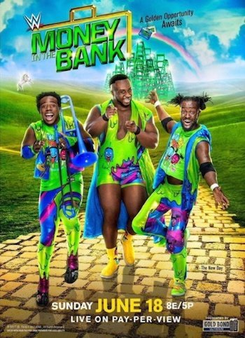 WWE Money In The Bank 2017 PPV Download