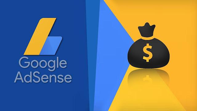 Bukti Pembayaran Google Adsense