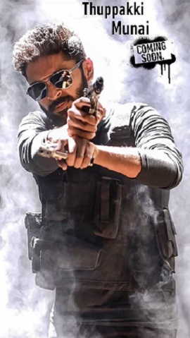 Thuppaki Munai 2019 Hindi Dubbed 800MB HDRip 720p