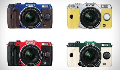 Kamera Digital Pentax Terbaru