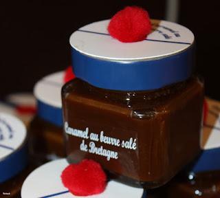 caramel au beurre salé  Le Pompon de Brest