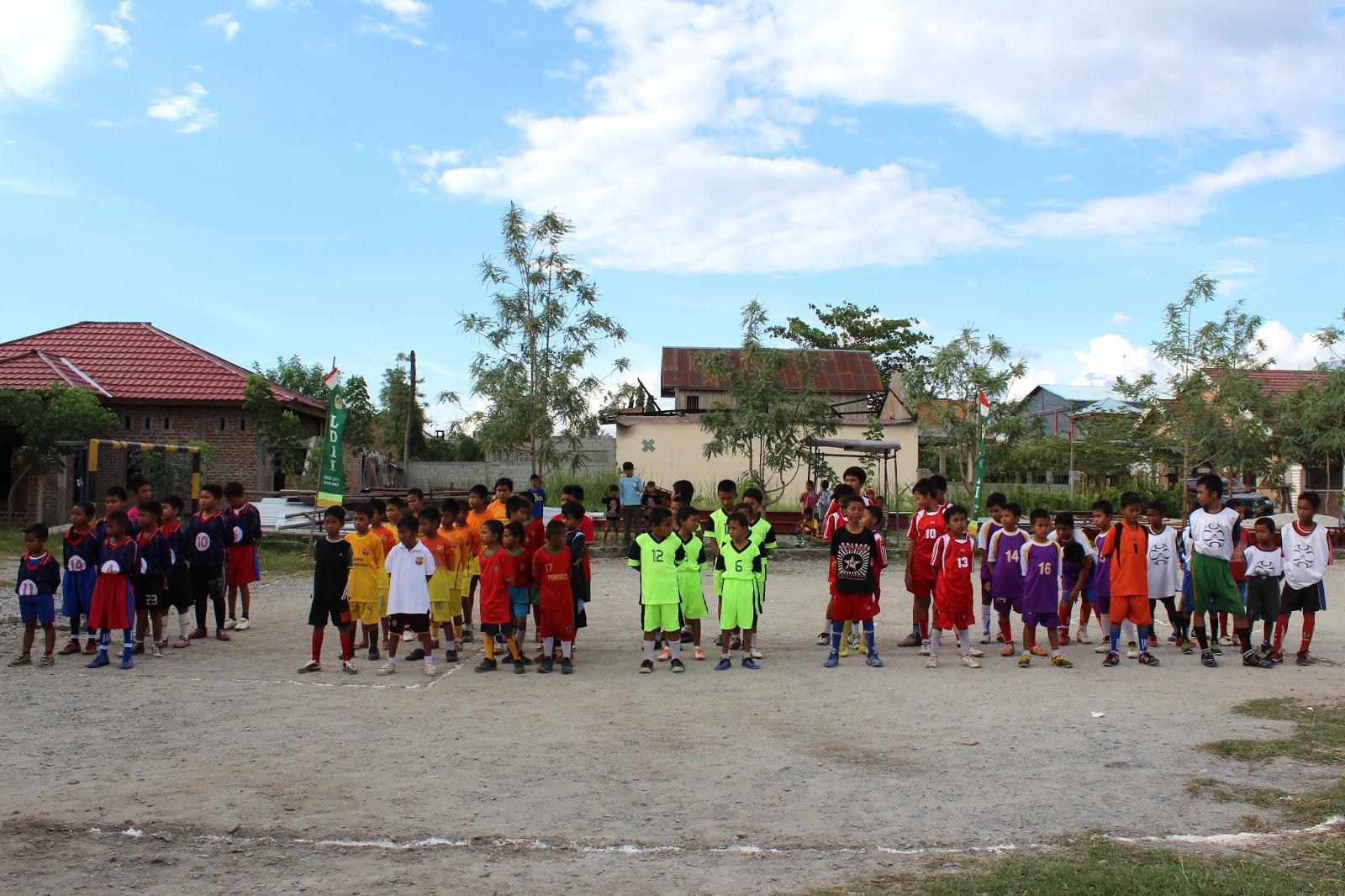 Kompetisi Futsal DPD LDII Palu