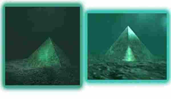 اكتشاف مثلث برمودا