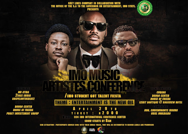 Labels scramble for unsigned artistes, as Tuface, Atiba, GospelOnTheBeatz speak in first Imo Artistes Conference