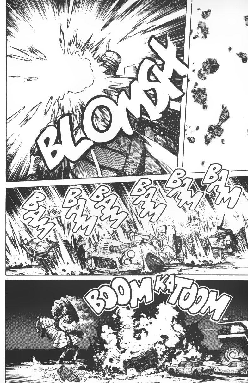 Battle Angel Alita chapter 39 trang 57