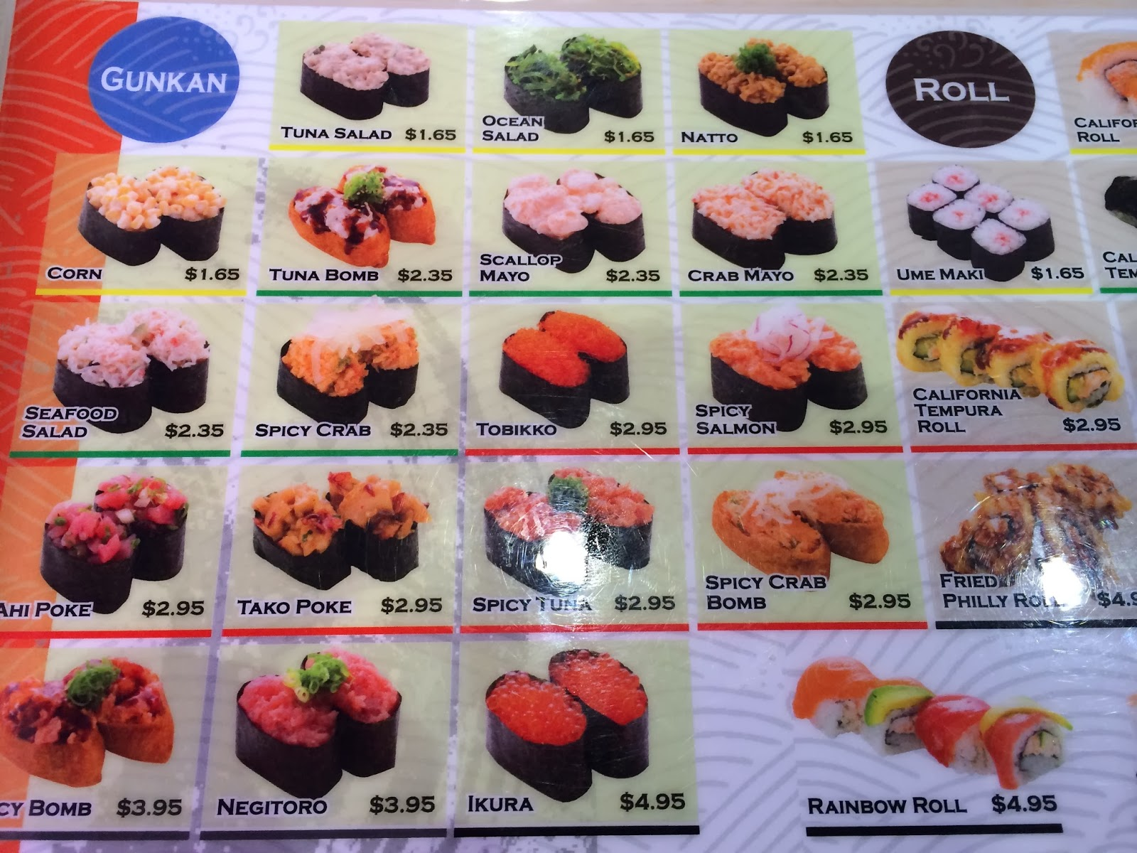 Food Delivery Service Sushi