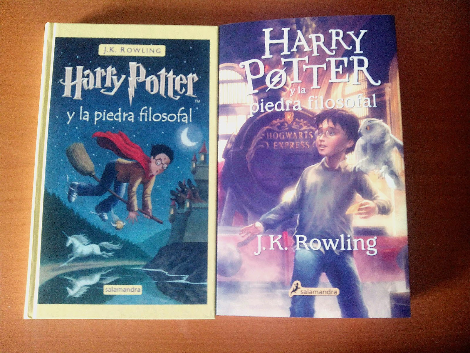Harry Potter Libro 1 Noventa Y Dos Libros Blog Literario Reseña Harry
