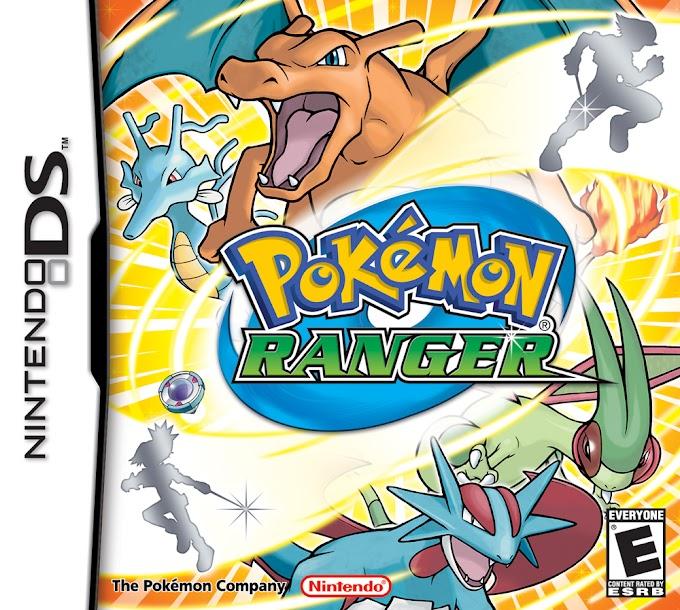 Pokémon Ranger: Una de las mejores subsagas