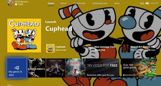 Cara Pin Atau Menambahkan Game Ke Dashboard Xbox