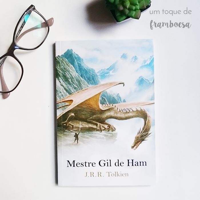 Resenha do livro Mestre Gil de Ham do autor J. R. R. Tolkien