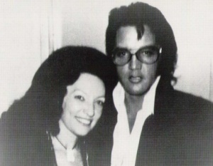 Elvis (with Dottie) Was Reportedly Recording An Album Of  Gospel Songs All Written By Her Before His Death