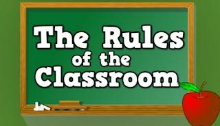 Contoh Bentuk Peraturan Kelas Dalam Bahasa Inggris Contoh Bentuk Peraturan Kelas dalam Bahasa Inggris