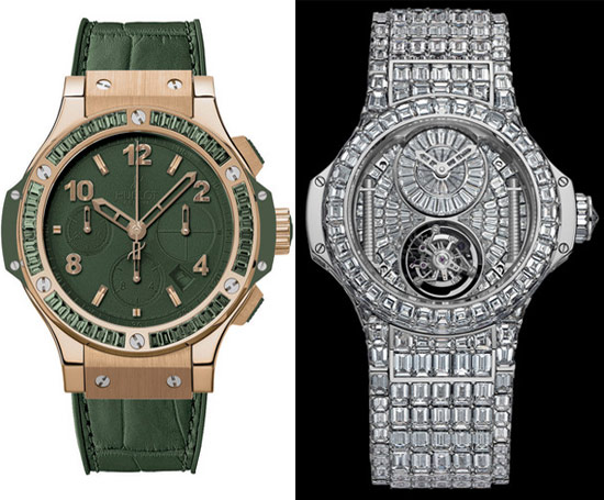8dc2a5afd9132 Hublot's Big Bang Ladies watch is its most expensive timepiece at $5 Million