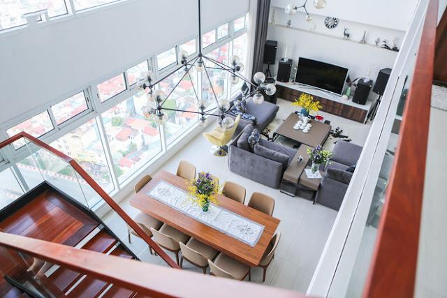Căn hộ Duplex Penthouse UDIC Westlake Tây Hồ