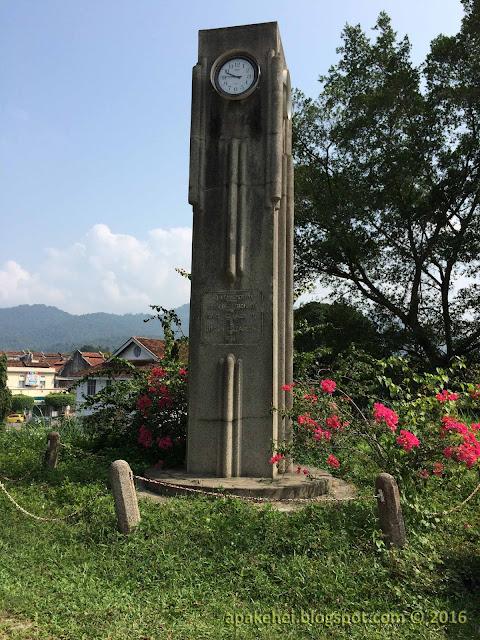 Clock Tower, Kuala Kubu Bharu