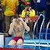 Se llevó el oro a la socorrista más aburrida de Río.