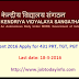 KVS Recruitment 2016 Apply for 431 PRT, TGT, PGT & Other Posts