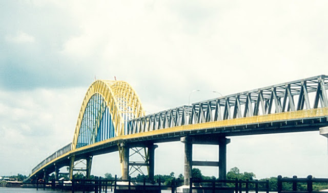 Tembilahan Negeri Seribu Jembatan