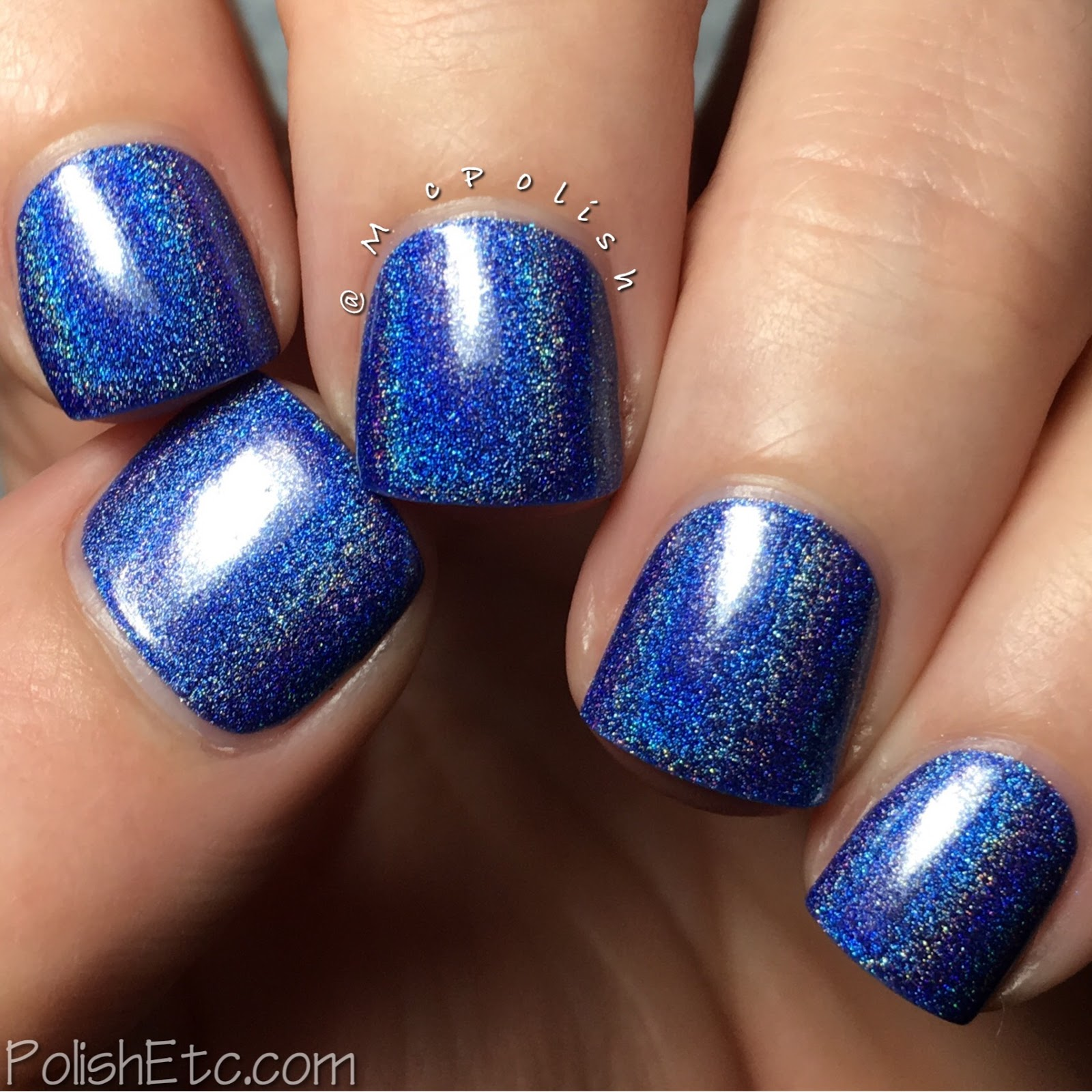 KBShimmer - Nauti by Nature Collection - McPolish - Latitude Adjustment