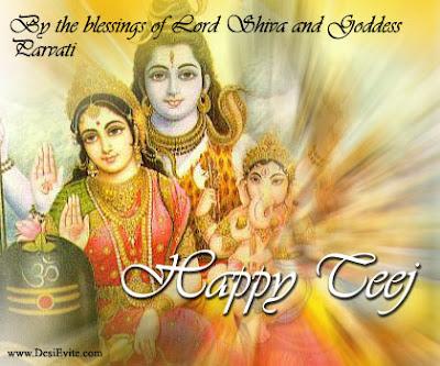 Happy Teej Images for Whatsapp