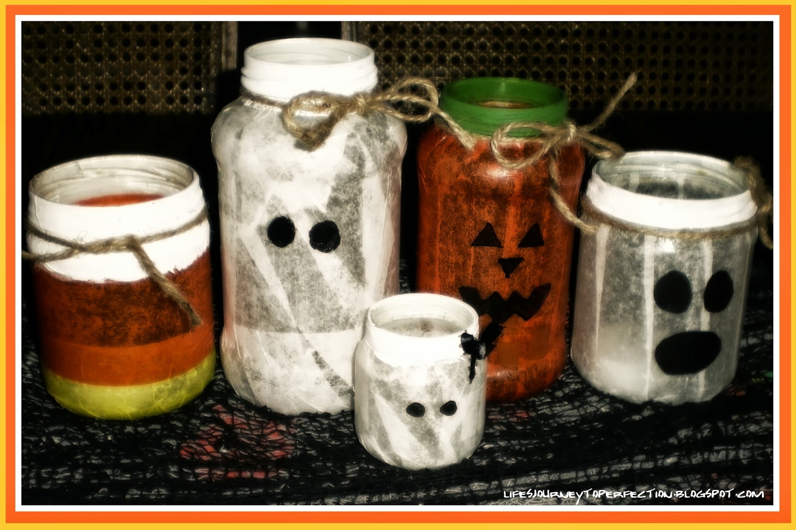 Life S Journey To Perfection Halloween Craft 5