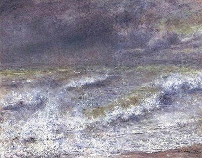 Pierre-Auguste Renoir: Seascape