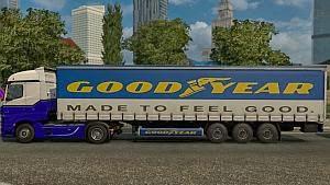 Good Year trailer mod