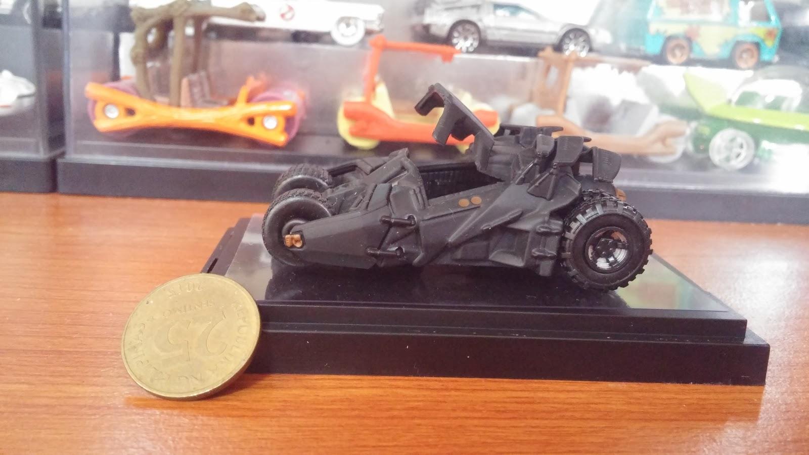 Batmobile Diecast: Best Tumbler Batmobile Diecast