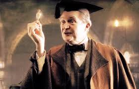 Jim Broadbent as Professor Horace Slughorn