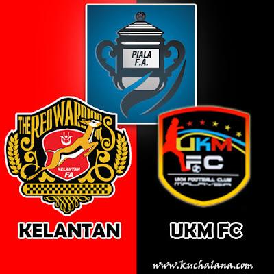 Piala FA 2016 Preview : Kelantan vs KL UKM FC