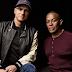 """Série """"The Defiant Ones"""", que conta história da parceria de sucesso entre Jimmy Iovine e Dr. Dre, está chegando à Netflix"""