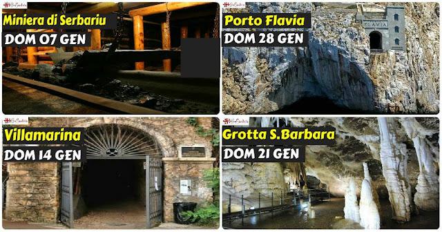 foto speciale gennaio in miniera con buysardinia