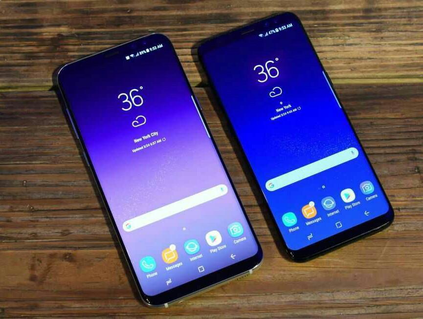 Perbedaan Samsung galaxy s8plus galaxy s8 plus