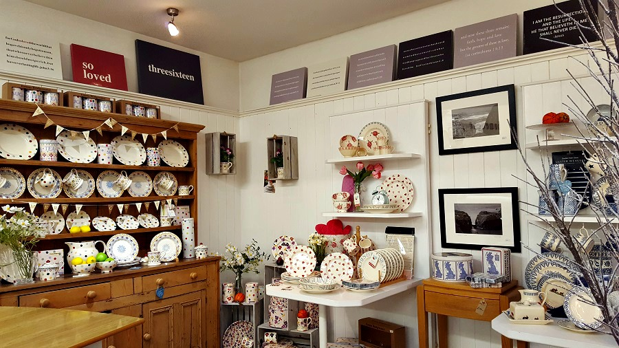 Emma Bridgewater Stockists, Ballymoney, Robert Gaults, The Style Guide Blog