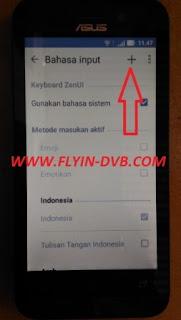 bypass email verifikasi ASUS_X009DA (ZB450KL) Tahap 3
