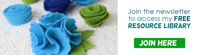 join the newsletter and get access to free pattern library