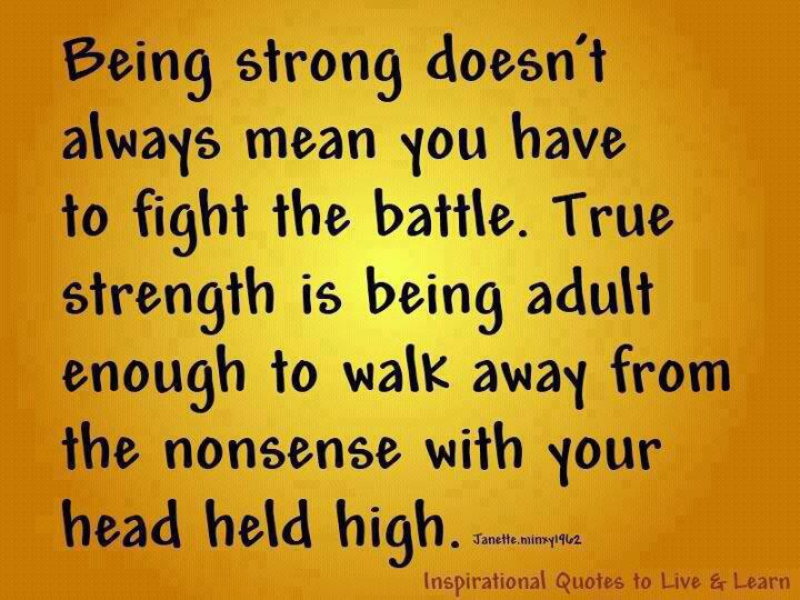 Funny Quotes About Being Strong. QuotesGram