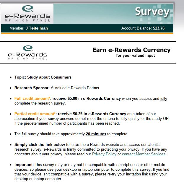 E Rewards Invitation Link Fallcreekonline Org