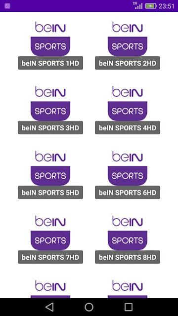 beIN TV Sport - Apkafree