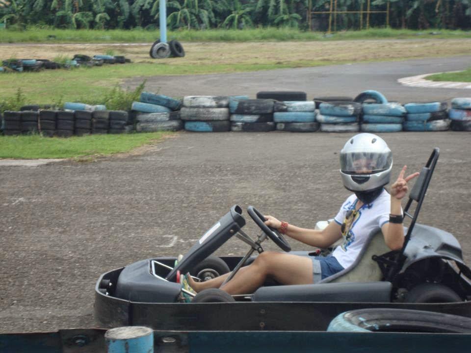 Karting at Cebu KartZone